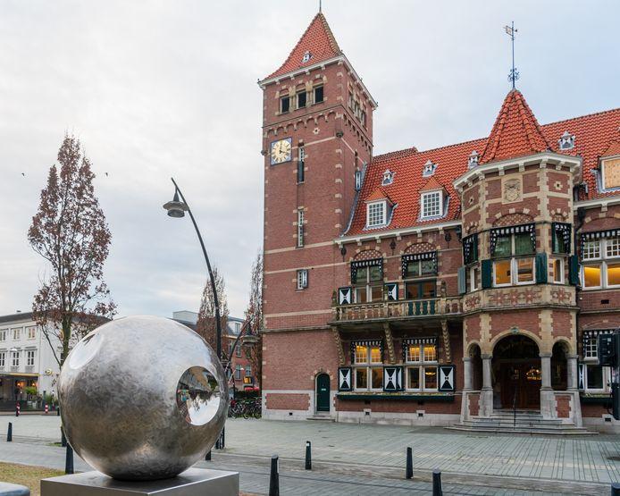 Het gemeentehuis van Zeist.