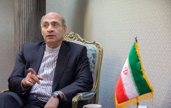 Alireza Kazemi Abadi.