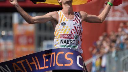 Het ongelooflijke verhaal van Koen Naert: in 2016 verpleger bij aanslagen Brussel, nu Europees kampioen marathon