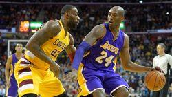 LeBron James bracht nog ode aan Kobe Bryant enkele uren voor zijn dood