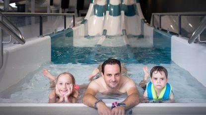 """Nieuw zwembad De Lo verwelkomt eerste zwemmers: """"Hier komen we zeker terug"""""""