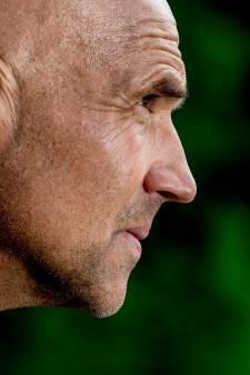 Voor Thomas Letsch - de nieuwe trainer van Vitesse - komt muziek uit een bal
