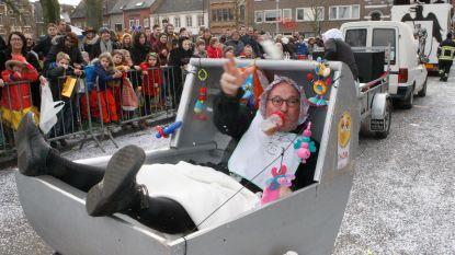 Carnavalsstoet van Zichem definitief afgelast