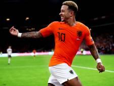 Depay on fire in Oranje, Belgen bezig aan hun beste jaar ooit