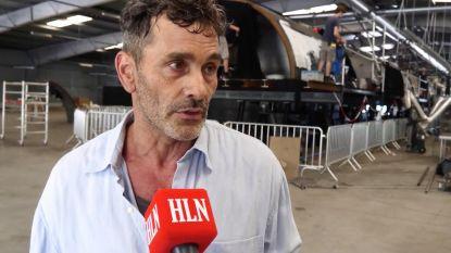 """VIDEO. Op de set van de allereerste Vlaamse duikbootfilm 'Torpedo': """"Het is een perfecte replica"""""""