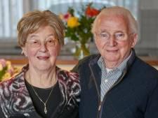 Cor (85) en Toos (82) uit Ravenstein zijn na 60 jaar nog steeds gek op elkaar