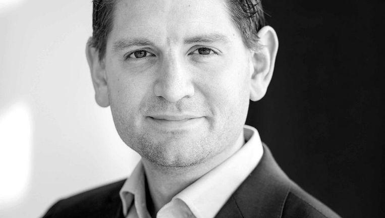 Jan Paternotte was voor de verkiezingen fractievoorzitter van D66 in Amsterdam Beeld anp