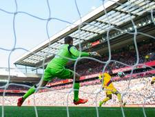 Benteke doet oud-club Liverpool veel pijn op Anfield