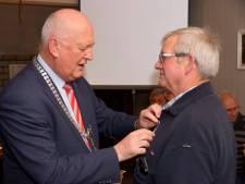 Wim Botden uit Liessel koninklijk onderscheiden