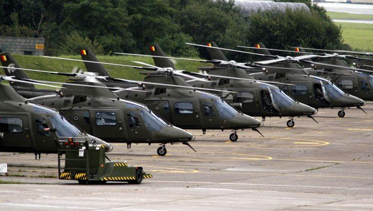 De helikopter was een type Agusta A-109.