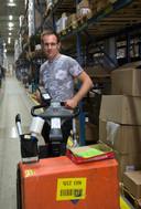 Vakantiewerk technische groothandel Rensa: Huub Oosterink