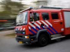 Vakantiehuis in Venhuizen gaat in rook op