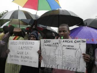 Duizenden protesteren tegen islamisten in Mali