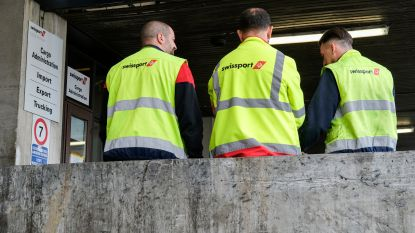 Geen doorstart bij bagageafhandelaar Swissport: 1.500 werknemers op straat