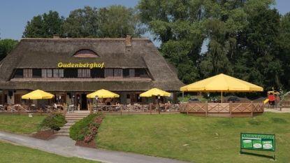 Uitbater Oudenberghof vat tafelschuimer bij de kraag