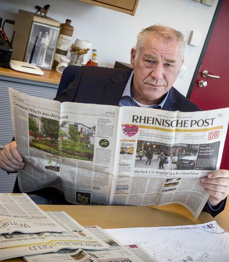 Oldenzaler Marcel Willemsen wil nieuwe staat: Noaberland