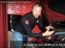 Automonteur uit Mijdrecht bekend via de reclamespots