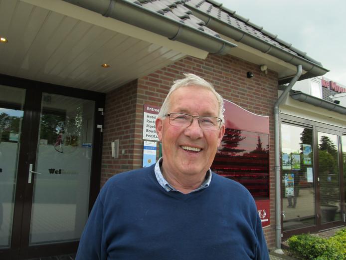 Jos van Gruijthuijsen in 2017.