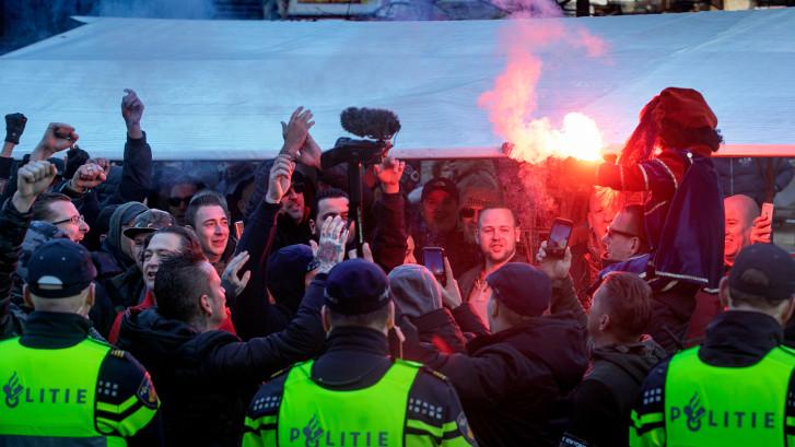Rake klappen Sinterklaasintocht Eindhoven: zes aanhoudingen