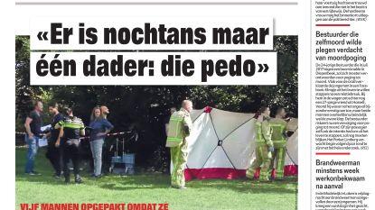 Verdachten vrijgelaten nadat 'pervert' stierf in speeltuin