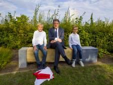 Monument voor Brabantse oorlogsburgemeesters onthuld