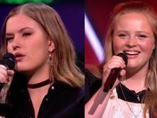 Wint Emma of Sophia The Voice of krijgen we toch nog een verrassing?