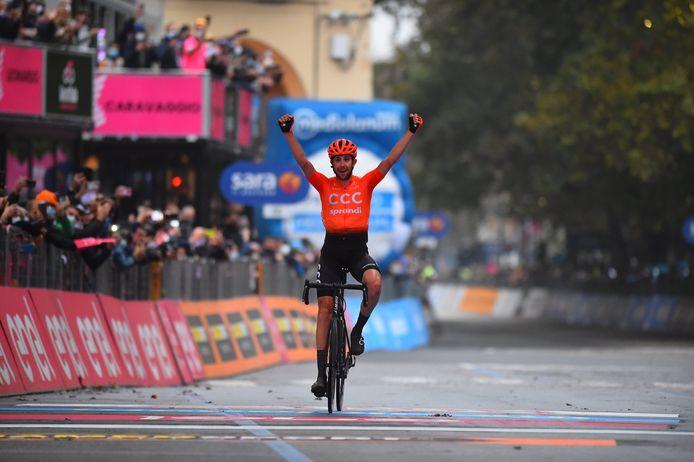 Vainqueur d'une étape du Giro le mois dernier, Josef Cerny défendra les couleurs de Deceuninck-Quick Step l'an prochain.