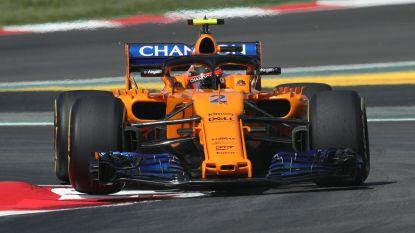 Vandoorne, negende, doet beter dan Alonso in eerste vrije oefenritten voor GP van Spanje