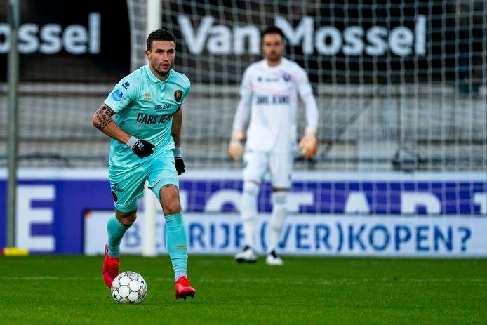 Na een jarenlange degradatiestrijd in de Premier League probeert Daryl Janmaat nu met ADO Den Haag in de eredivisie te blijven.