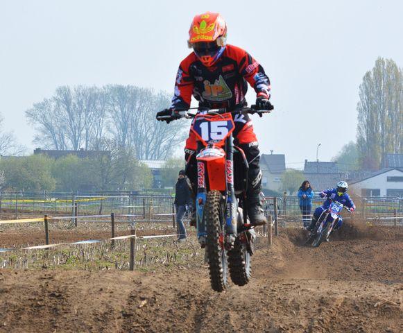 Dit weekend vindt het motorcrossweekend plaats.