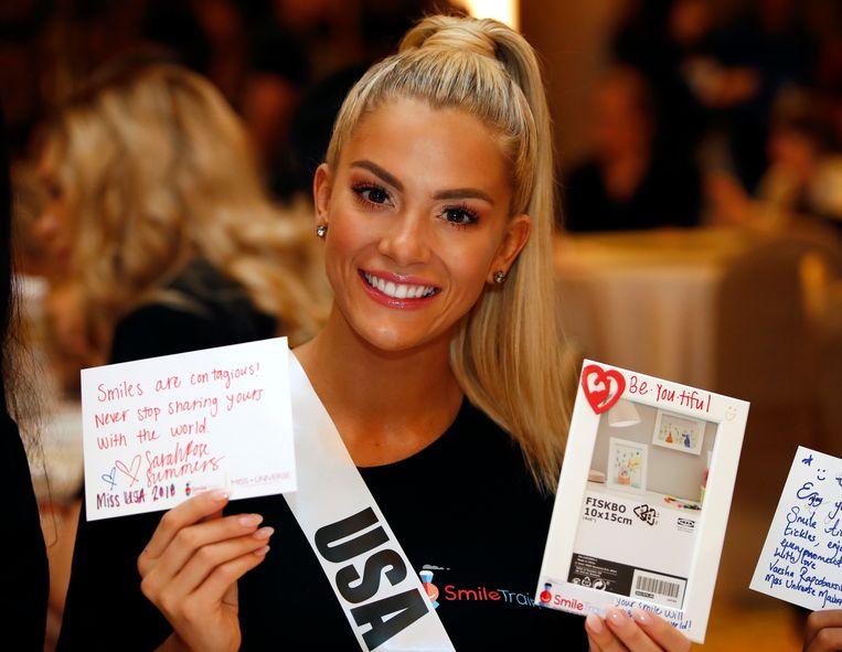 Miss USA Sarah Rose Summers