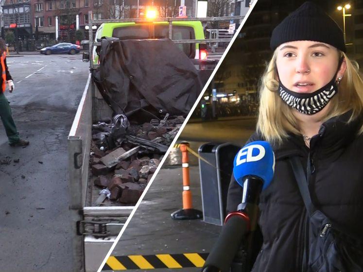 Eindhoven wordt wakker na de rellen: 'Ik schaam me wel een beetje'