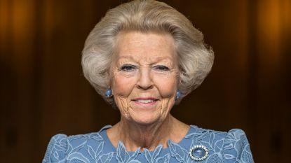 Prinses Beatrix viert 80ste verjaardag privé