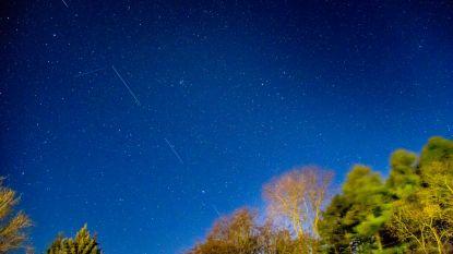 SpaceX wil Starlink-satellieten minder zichtbaar maken