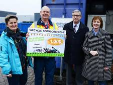 Dongen wint Wecycle inzamelactie elektrische apparaten