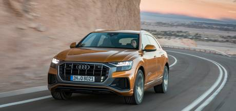 Audi Q8 is 's werelds eerste 'digitale' SUV
