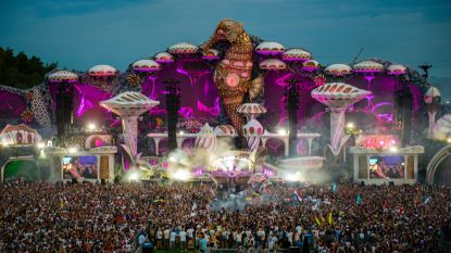 Tomorrowland volledig uitverkocht: 70.000 resterende tickets in minder dan drie kwartier de deur uit