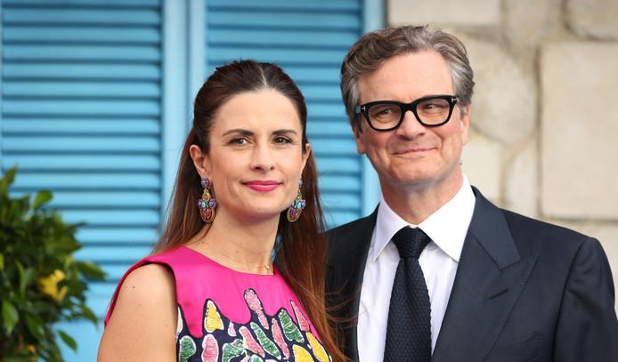 Colin Firth en zijn vrouw Livia Giuggioli hebben besloten na een huwelijk van 22 jaar uit elkaar te gaan.
