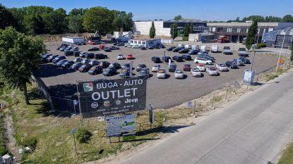 Autogarage Buga-Auto bouwt splinternieuwe showroom met ecologische houten structuur