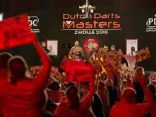 Wereldtop darts in 2019 opnieuw naar IJsselhallen Zwolle