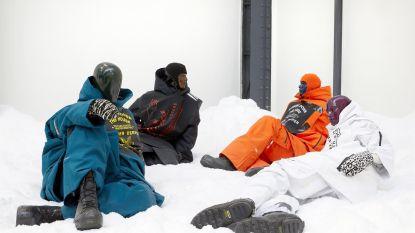 Raf Simons waagt zich voor het eerst aan skikleding