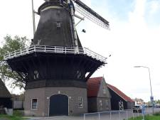 Toch een biertje drinken in molen Harderwijk