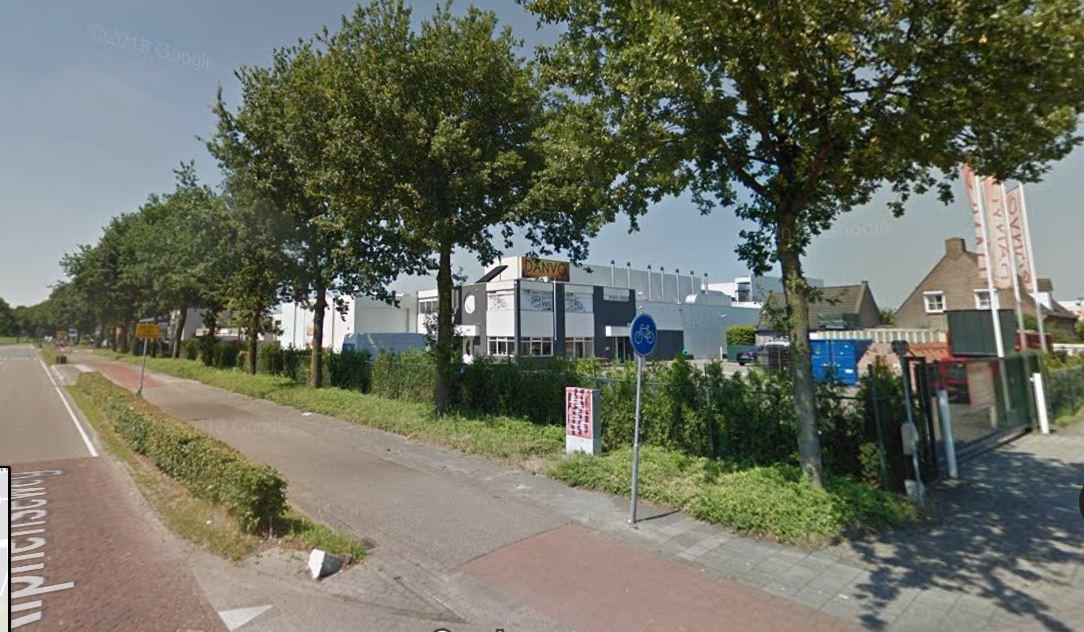 Danvo op Google Maps.