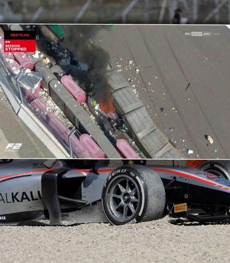 Formule 2-race in Sotsji definitief gestaakt na zware crash