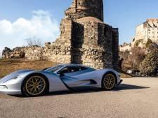 Snelste auto ter wereld nu te koop: van 0 naar 100 km/u in 1,9 seconde