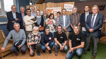 Rotary Roeselare Mercurius steunt La Trao