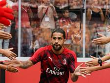 PSV versterkt zich met linksback Rodríguez van AC Milan