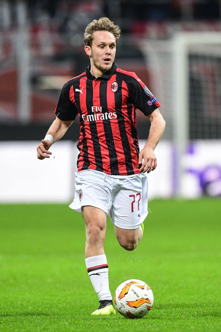 Alen Halilovic komt van AC Milan over naar Standard.