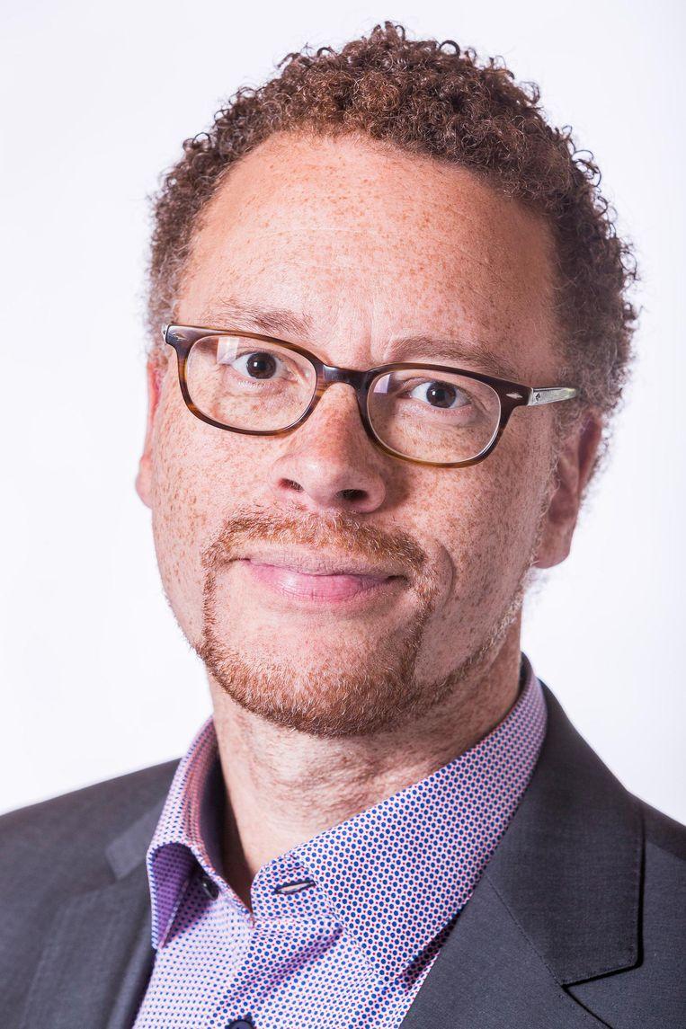 Dennis Boutkan, raadslid PvdA Beeld Rink Hof