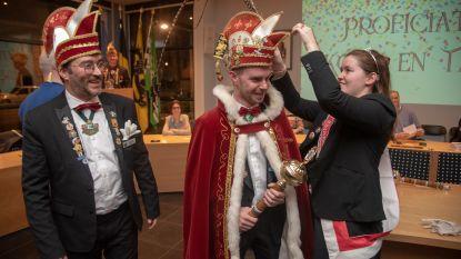 Orde der Dzjakkers stelt Prins Carnaval uit eigen rangen aan
